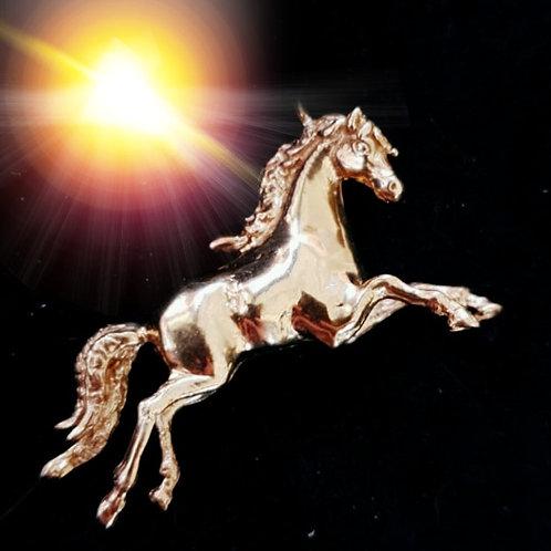 Fantasy Horse Pendant