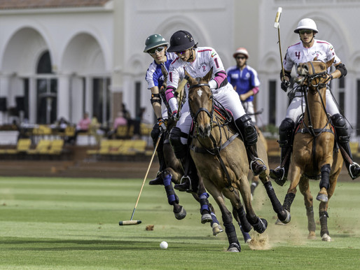 Results from week one of the Dubai Polo Gold Cup Series - Silver Cup.