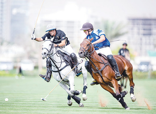 Dubai Polo Gold Cup Series gets underway with the Silver Cup