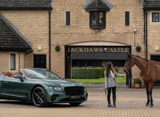 Bespoke horse-power from Bentley