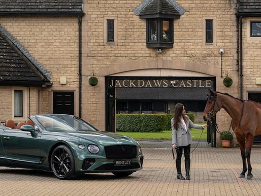 Bespoke horse-power from Bentley
