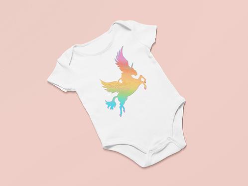 Etty in Flight Rainbow - Onesie