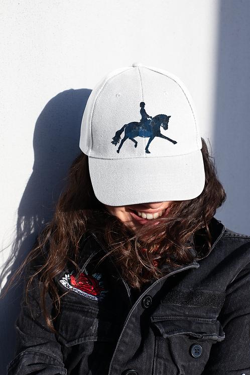 Blue Pelham Design on Dressage Horse