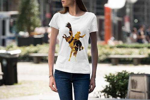 Spurs & Shoe Bucking Rodeo T-Shirt