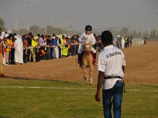 Sheikh Mohammed Bin Rashid Al Maktoum Endurance Festival Pony Club Cup.