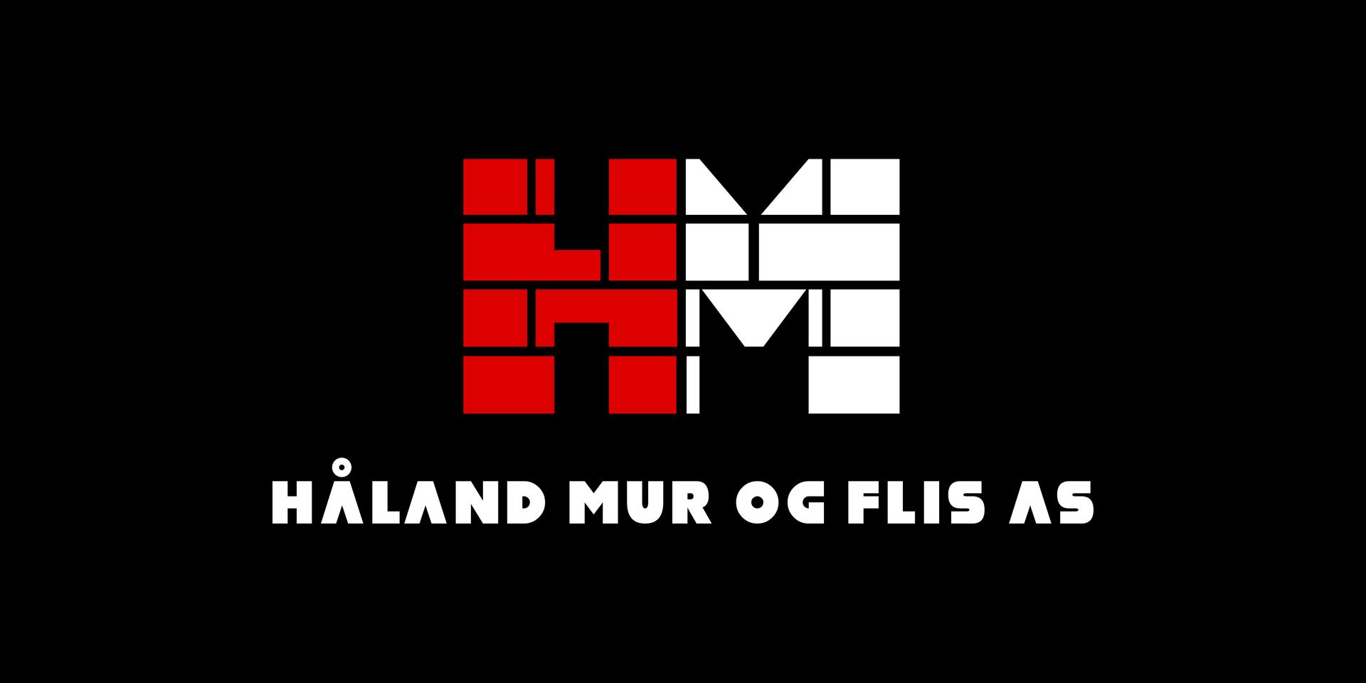 Logo HM og Flis firkant svart.png