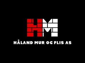 Ny logo for Håland Mur og Flis