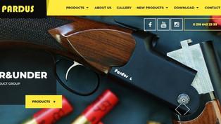 Beware Pardus Arms Shotguns
