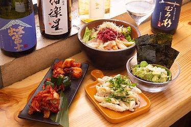 前菜日本酒 写真.JPG
