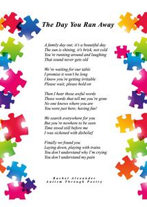 Poem about Autism