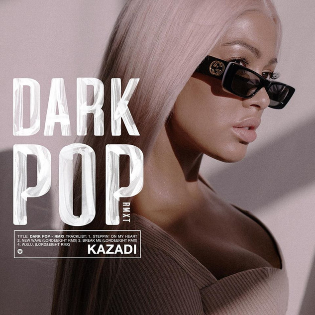 PATRICIA KAZADI - Dark Pop