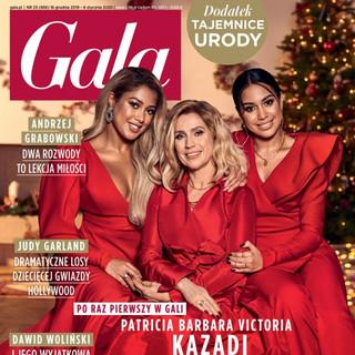 PATRICIA KAZADI - Gala cover