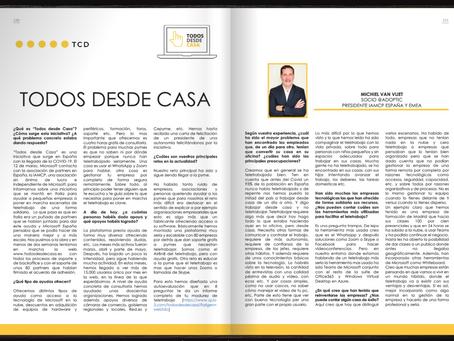 Salimos el e-book de AEDIPE sobre teletrabajo, conciliacion y derecho a la desconexión