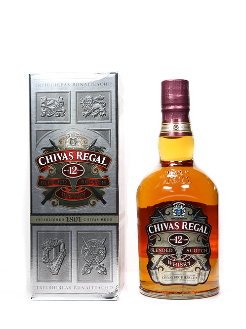CHIVAS REGAL 12 70CL