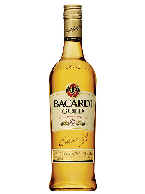 BACARDI GOLD 75CL