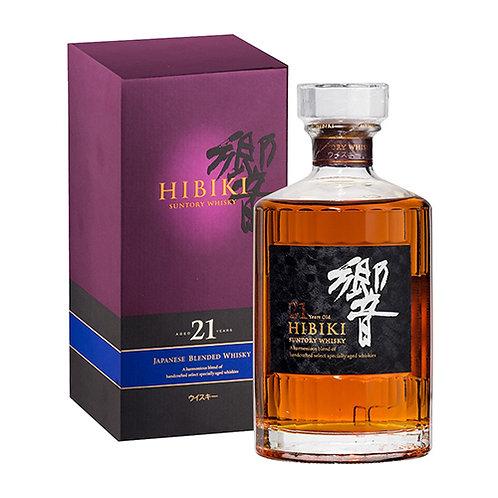 HIBIKI 21 YEAR 70CL (NO BOX)