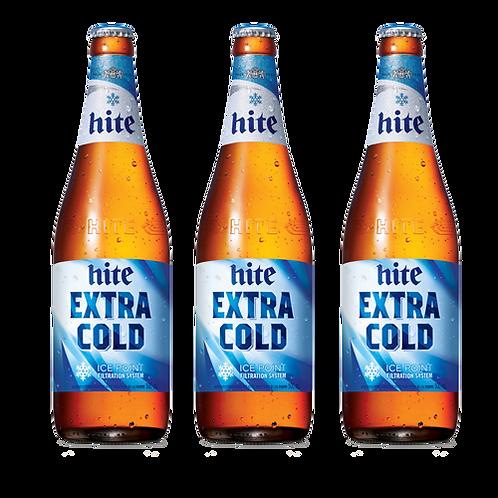 Hite Beer (3 Bottle x 330ml)