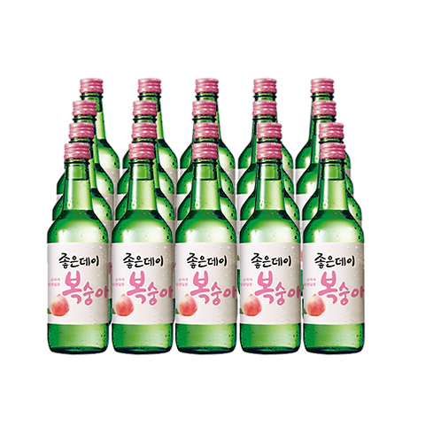 GoodDay Peach Soju