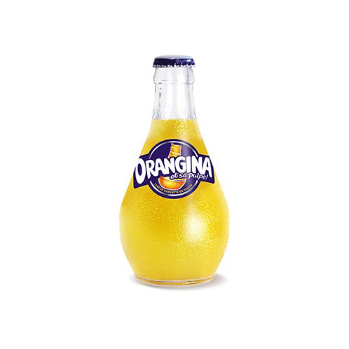 ORANGINA SPARKLING CITRUS BOTTLE 8 X 250ML