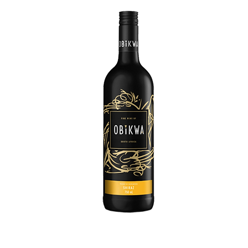 Obikwa Shiraz 75cl