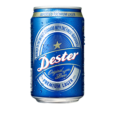 Dester Premium Lager ( 24can X 330ml)