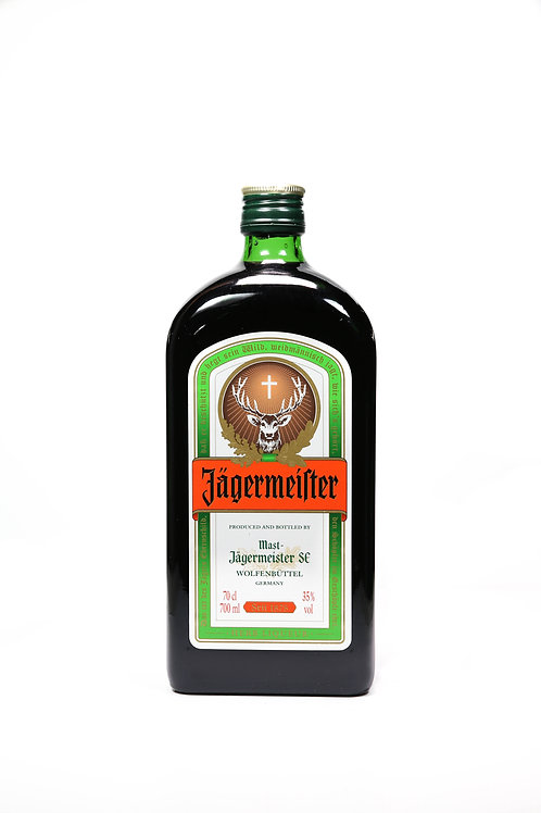 JAGERMEISTER 70CL
