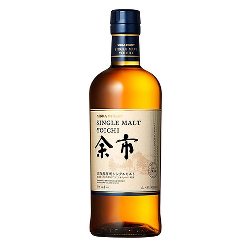 NIKKA YOICHI SINGLE MALT 70CL
