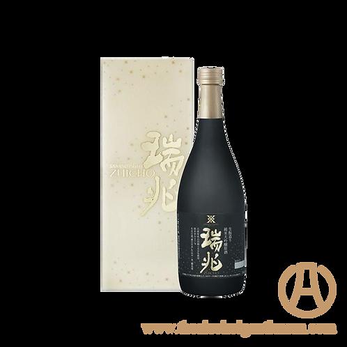 生酛造り純米大吟醸原酒「瑞兆」 JUNMAI DAIGINJYO GENSHU ZUICHO 720 ml