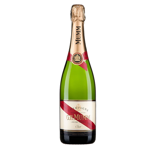 MUMM'S CORDON ROUGE 75CL