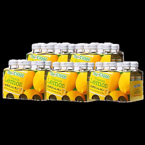 YOUC1000 lemon carton (6 bottles X 5)