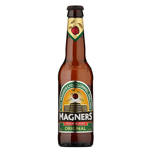 MAGNERS ORIGINAL CIDER 24 X 330ML