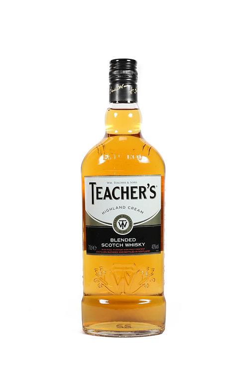 TEACHER'S HIGHLAND CREAM BLENDED SCOTCH WHISKY 70CL