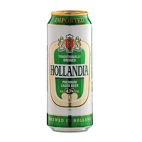 HOLLANDIA CAN 24 X 500ML