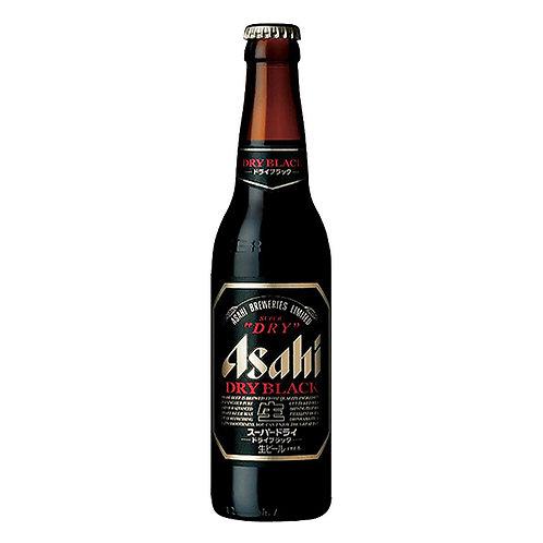 ASAHI DRY BLACK 24 X 330ML