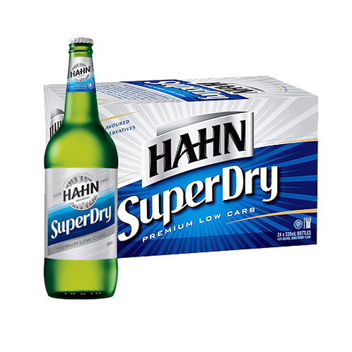 HAHN SUPERDRY (24 X 330ml)