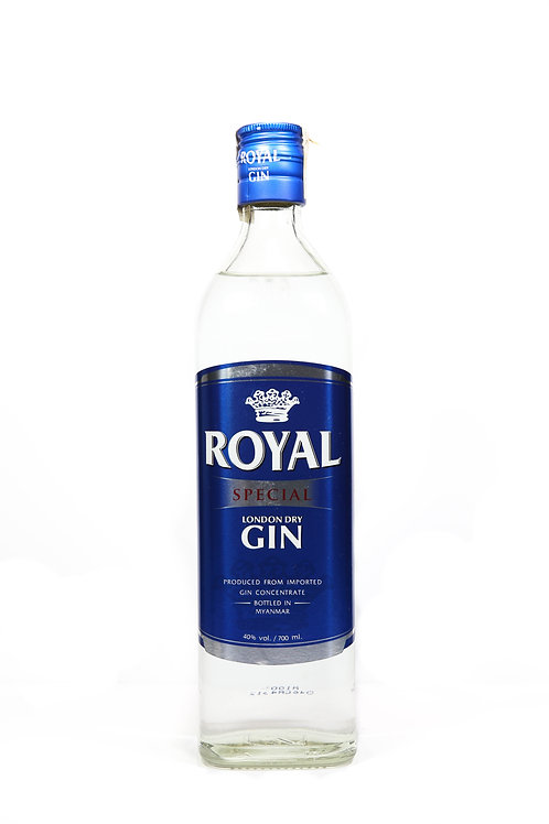 ROYAL DRY GIN 70CL