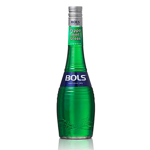 BOLS PEPPERMINTGREEN 70CL