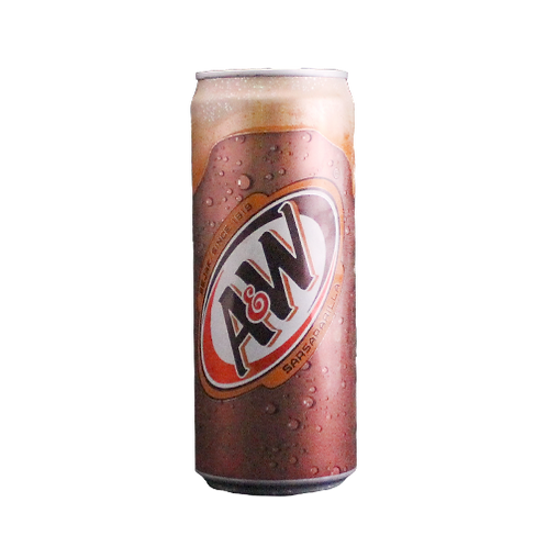 A&W ROOT BEER (24 X 330 ml)