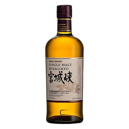 NIKKA MIYAGIKYO SINGLE MALT 70CL