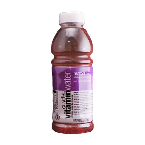 VITAMIN WATER FRUIT PUNCH ( 24 X 500 ml)