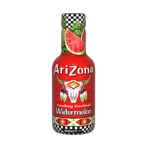 ARIZONA WATERMELON 20 X 500ML