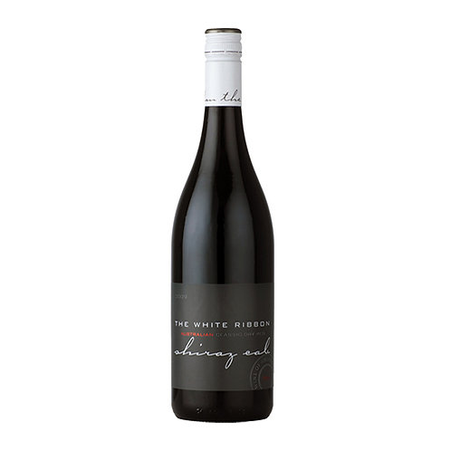 THE WHITE RIBBON SHIRAZ CABERNET SAUVIGNON