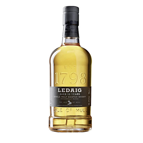 LEDAIG 10 YEARS SCOTCH WHISKY 70CL