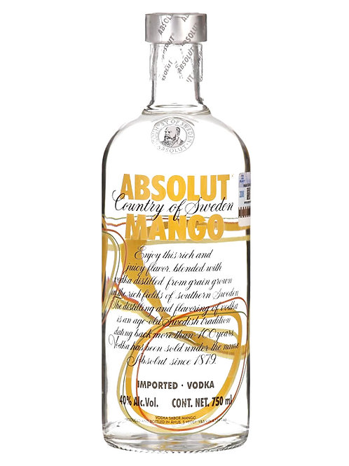 ABSOLUT MANGO 75CL