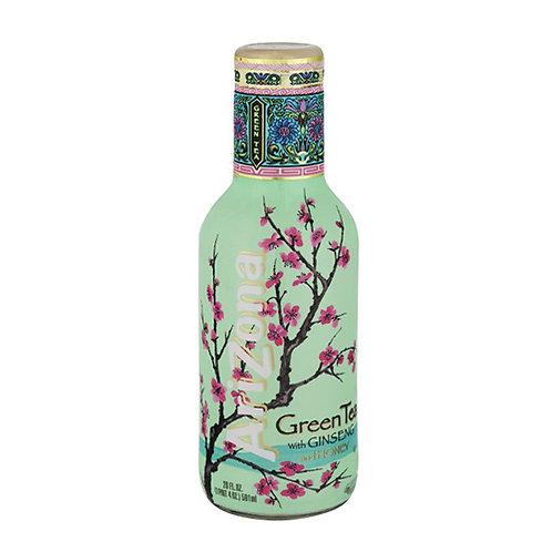 ARIZONA GINSENG HONEY GREEN TEA 20 X 500ML