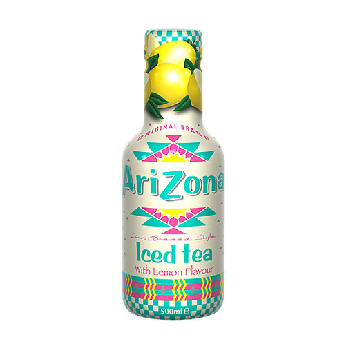 ARIZONA LEMON TEA 20 X 500ML