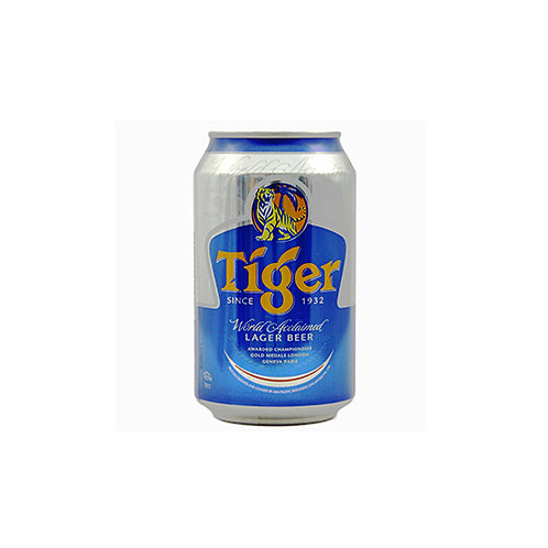 TIGER CAN 24 X 323ML