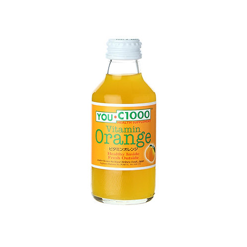 YOU- C1000 VITAMIN ORANGE 6 X 140ML