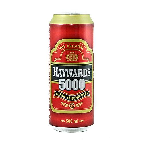 HAYWARDS 5000 CAN 24 x 500ML