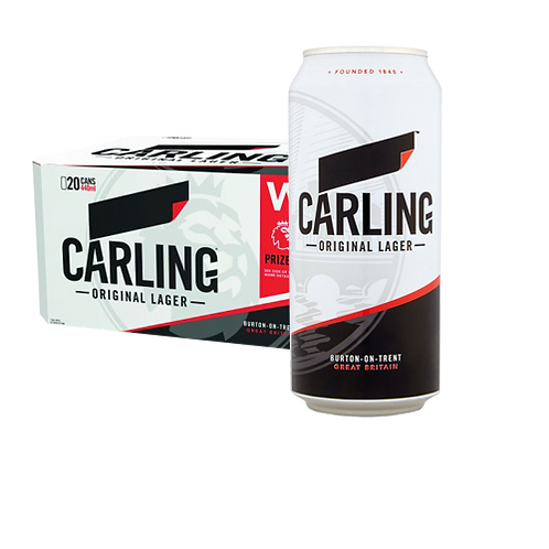 Carling Original Lager (24 X 500ml)